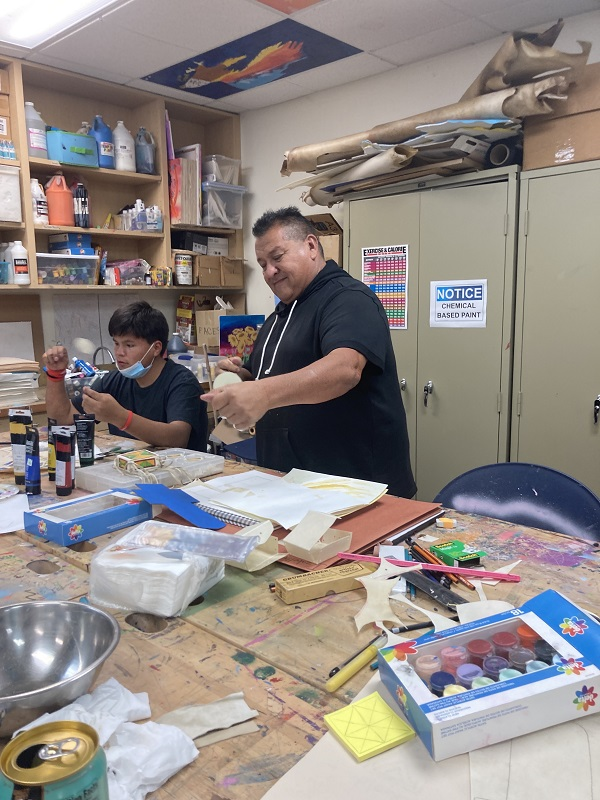 Cheyenne River Youth Project Prepares to Welcome New Cohort of Lakota Art Fellows, Graduates Teen Art Interns